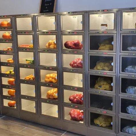 Distributeurs de fruits et légumes - Providif
