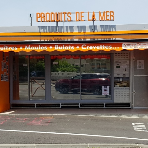Distributeurs d'huitres - Providif