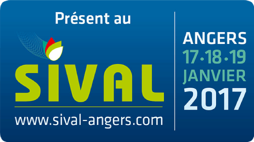 SIVAL 2017 ANGERS 17-18-19 janvier 2017